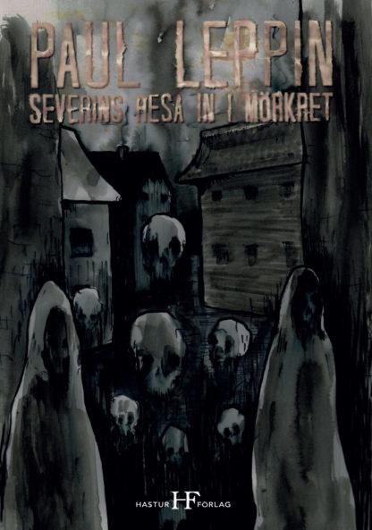 Omslag: Paul Leppin - Severins resa in i mörkret