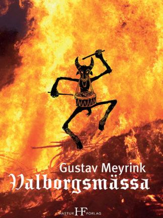 Omslag: Gustav Meyrink - Valborgsmässa